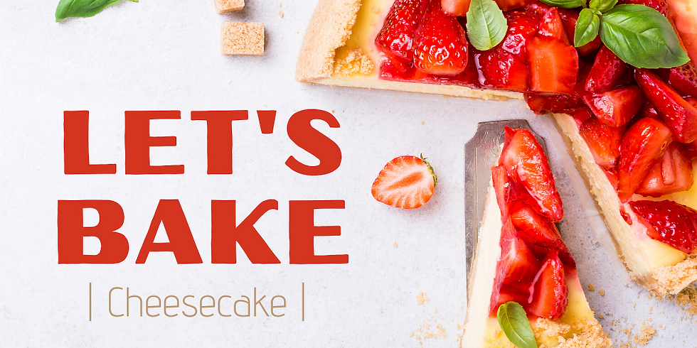Let's Bake - Cheesecake