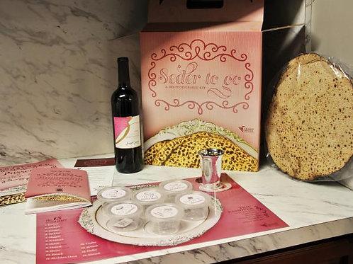 Donate a Seder To Go