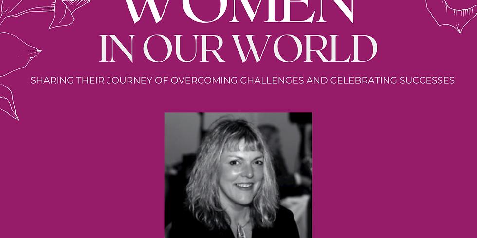 Women in Our World: Lady Tracey Adebowale-Jones