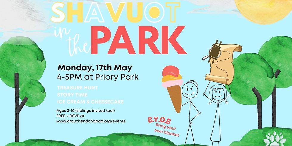 Shavuot in the Park