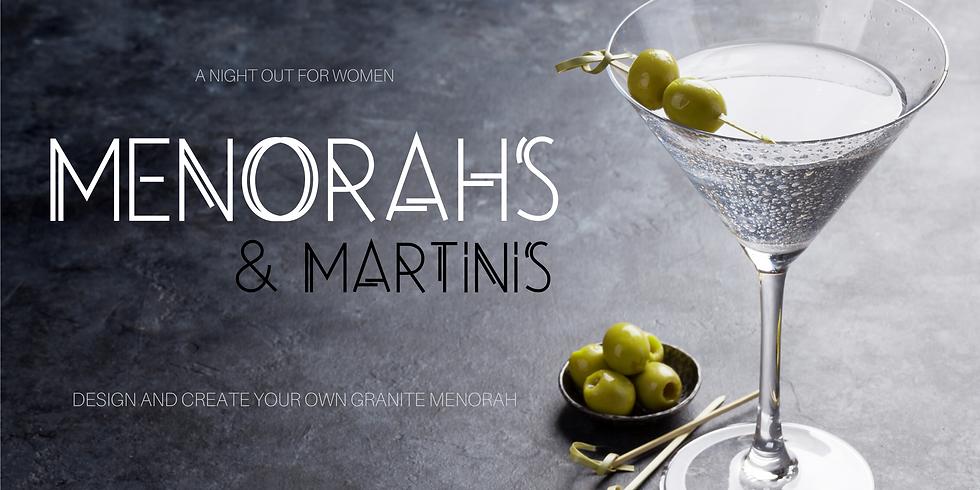 Menorahs and Martinis