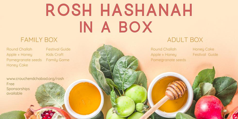 Rosh Hashanah Box