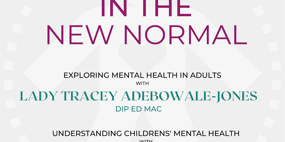 Wellbeing in our new normal