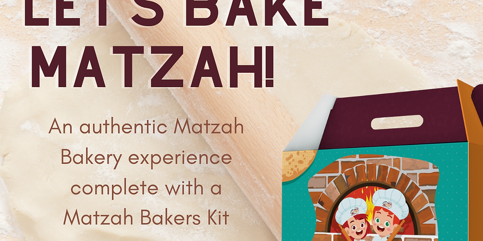 Matzah Bake