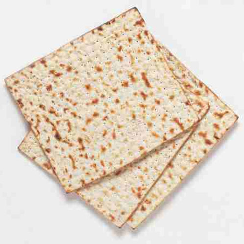 Box of Machine Matzah