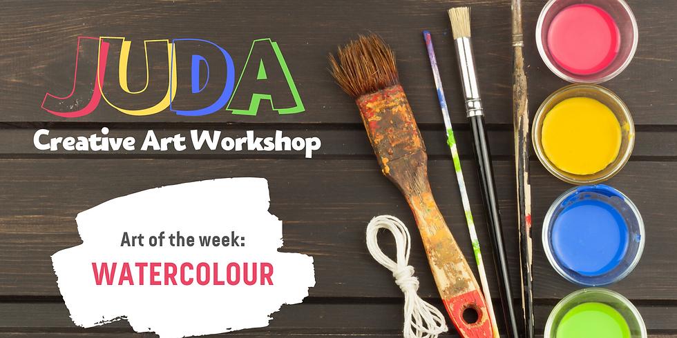 JUDA - Creative Art Workshop