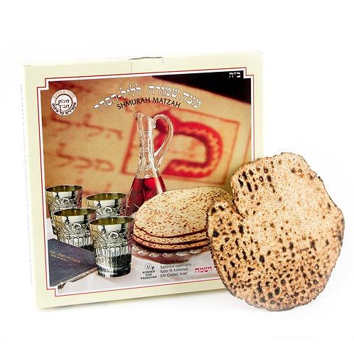 Handmade Shmurah Matzah