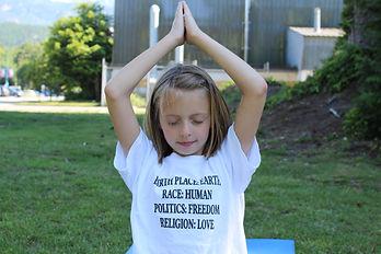 Children's Meditation In Squmish, Act Alive, Act Alive Theatre, Performing Arts, Theatre Program, Acting, Classes, Dance Classes, Children's Theatre, Musical Theatre, Yoga, Yoga Classes, Performing Expression