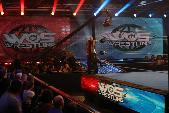 Epic Studios chooses Hiring Post to support ITV's World of Sport Wrestling series