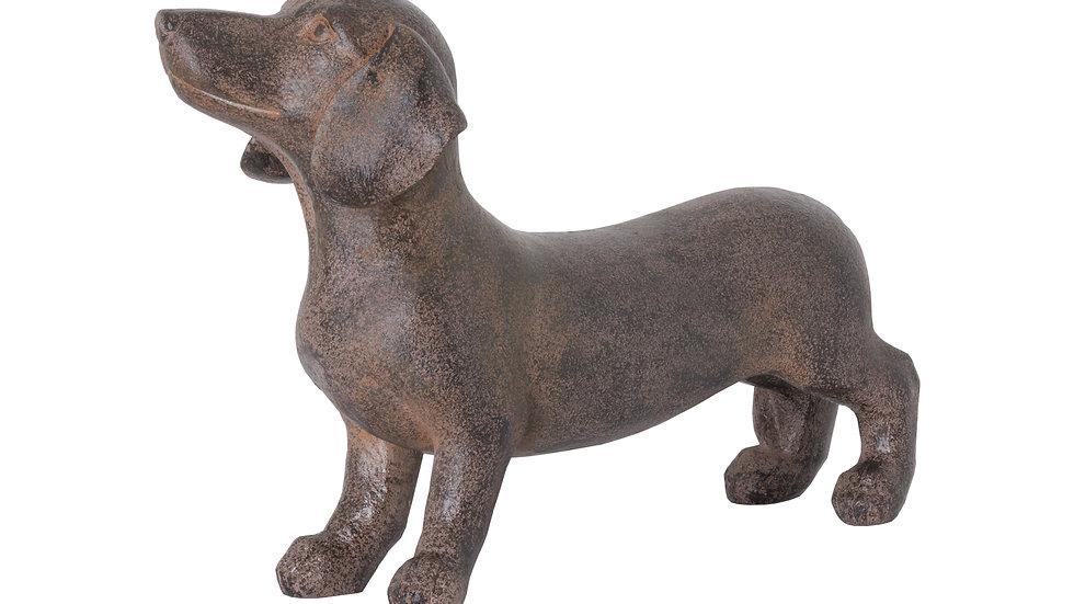 Ernie the sausage dog