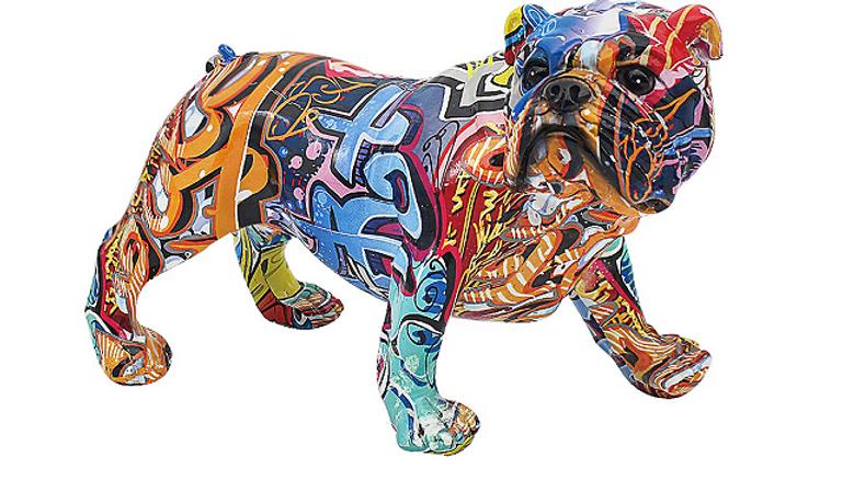 Graffiti Bulldog