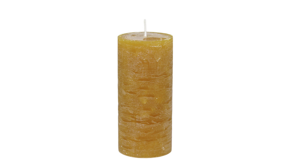 Rustic Mustard candle 60h
