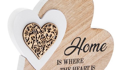 Double Heart Home