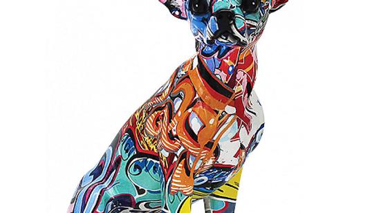 Graffiti Chihuahua