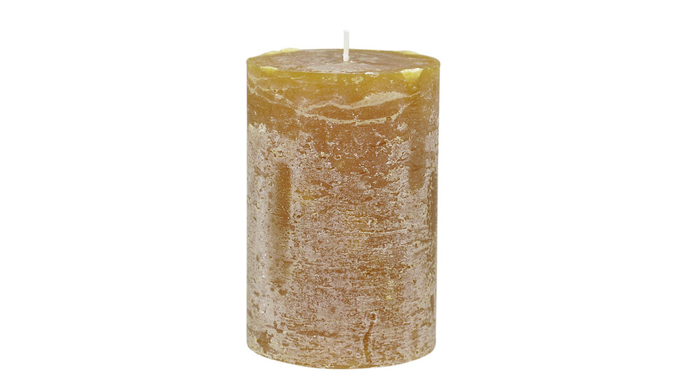 Rustic Mustard candle 90h