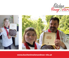 Kitchen Youngsters im Hotel Sacher