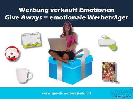 Werbung verkauft Emotionen