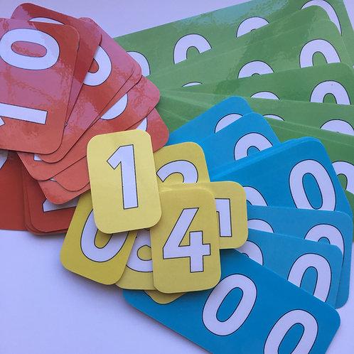 Cartões Escalonados