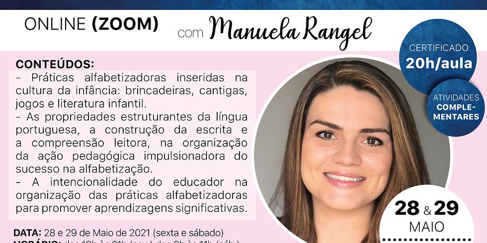 Práticas Alfabetizadoras com Manuela Rangel 3ª edição