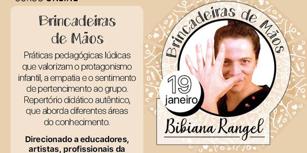 Brincadeiras de Mãos com Bibiana Rangel