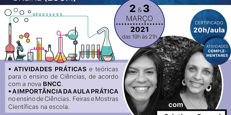 Ciências para o 3º ano do Ensino Fundamental - ONLINE (2 e 3 MAR)