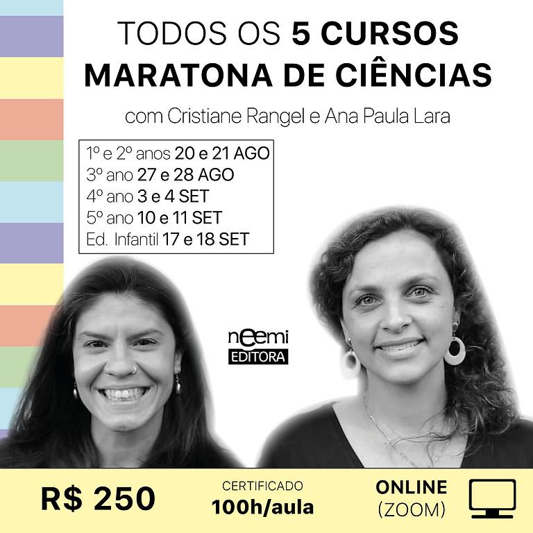 Todos os Cursos Maratona de Ciências On-line
