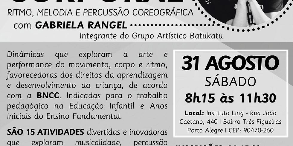 Musicalidade Corporal: Ritmo, Melodia e Percussão Coreográfica (1)