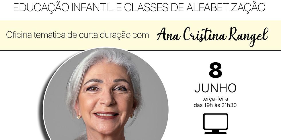 A Construção do Número pela Criança com Ana Cristina Rangel - On-line