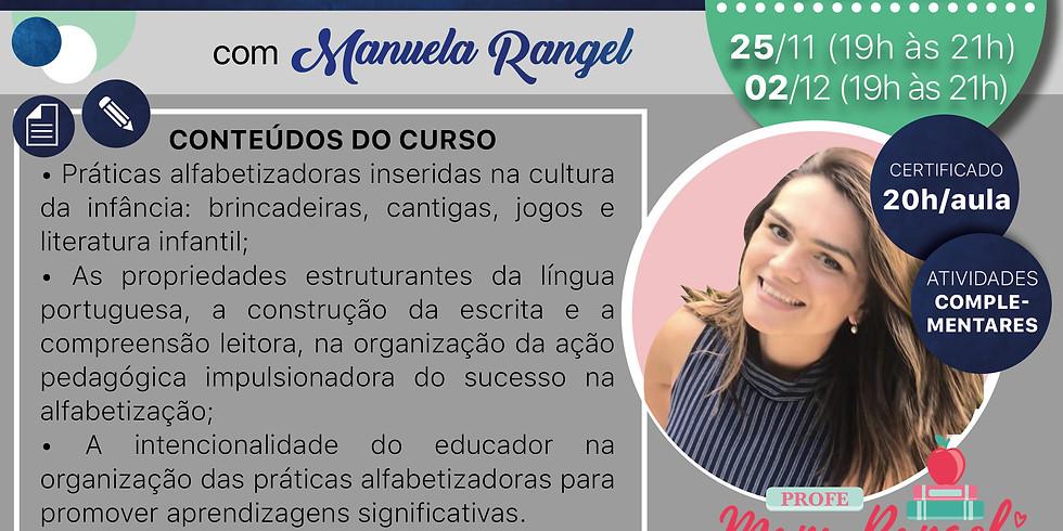 Práticas Alfabetizadoras com Manuela Rangel 2ª EDIÇÃO