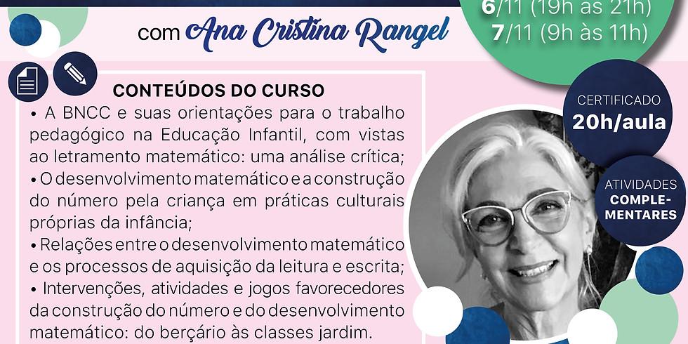 Matemática na Educação Infantil com Ana Cristina Souza Rangel