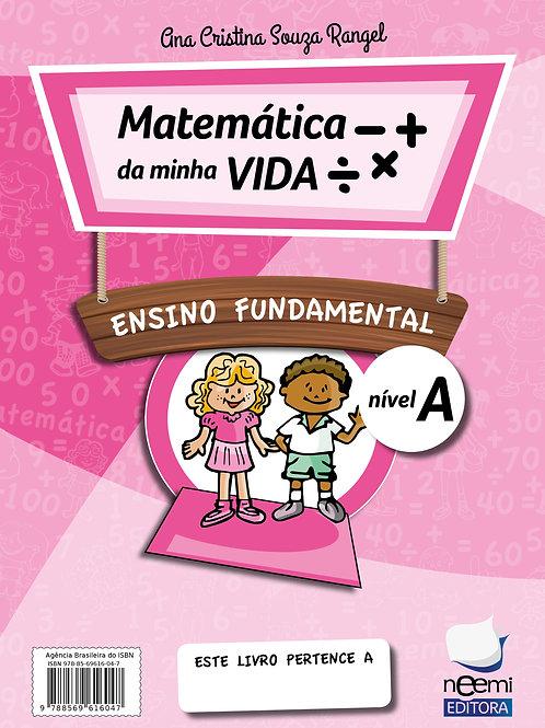 Livro Nível A - Matemática da Minha Vida