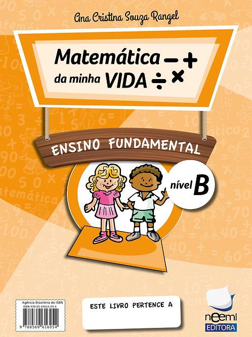 Livro Nível B - Matemática da Minha Vida