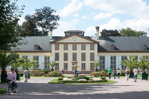 Pavillon Josephine Strasbourg