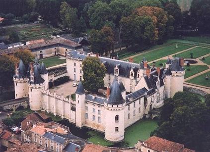 Château de Dissay Poitiers