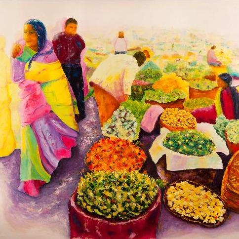 Marché D'Inde