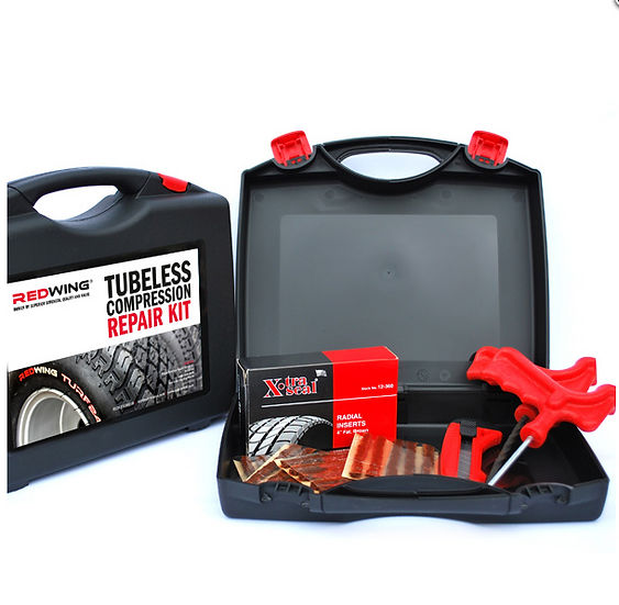 TUBELESS TYRE COMPRESSION REPAIR KIT