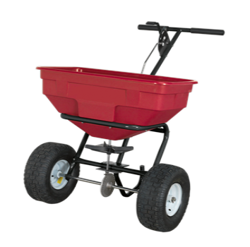 SEALEY 57KG WALK BEHIND BROADCAST SPREADER