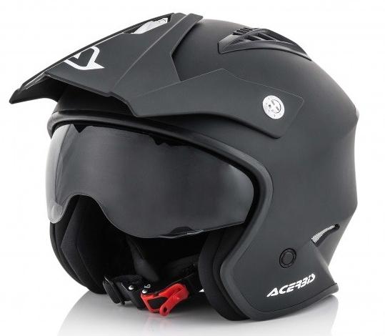 Acerbis Jet Aria Black