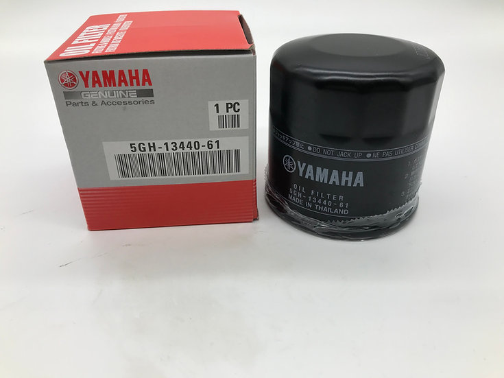 GENUINE YAMAHA OIL FILTER - OEM 5GH-13440-61