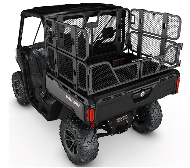 CanAM Traxter, Traxster Max Bed Wall Extender