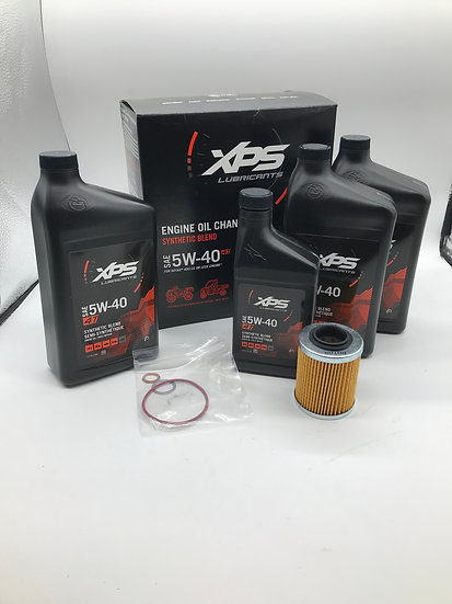 CanAm Engine Oil Change Kit - Rotax 450cc or less engine