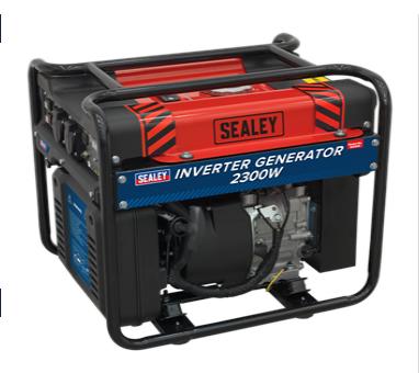 Invertor Generator 2300W 230V 4-Stroke Egine