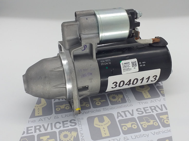 Polaris Ranger XP1000 Diesel Starter Motor - Part number 3040113