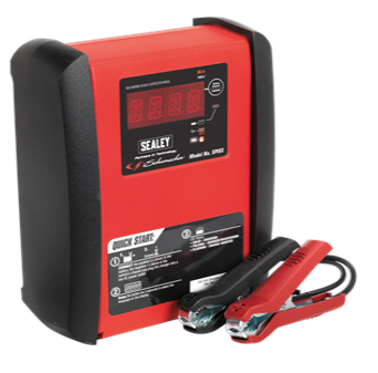 Schumacher Intelligent Speed Charge Battery Charger 6A 12V