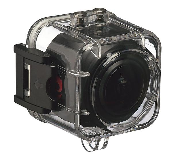 CanAM Cyclops 360° HD Video Camera