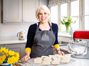 Business Spotlight Interview: Susie Whitfield of The Cotswolds Baking Workshop.