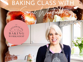 Win a two hour baking class with The Cotswolds Baking Workshop!
