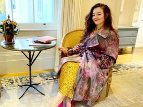 Business Spotlight Interview - Samantha Harman, The Style Editor!