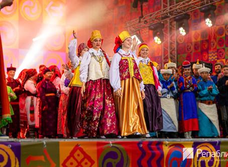 Международный фестиваль этнической музыки и ремёсел «МИР Сибири»