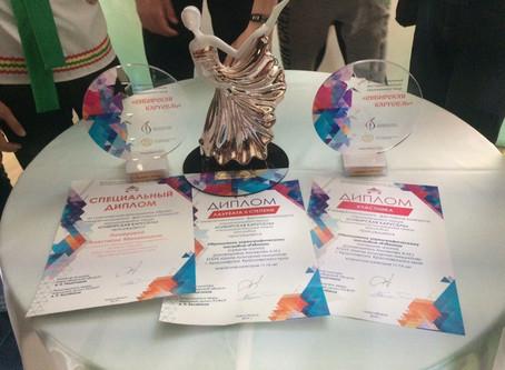 Результаты IV Межрегионального фестиваля-конкурса национального танца «Сибирская карусель»